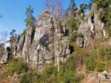 Bohemian Paradise - Suché rocks