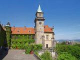 Bohemian Paradise - castle Hrubá skála