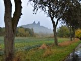 Bohemian Paradise - castle ruins Trosky